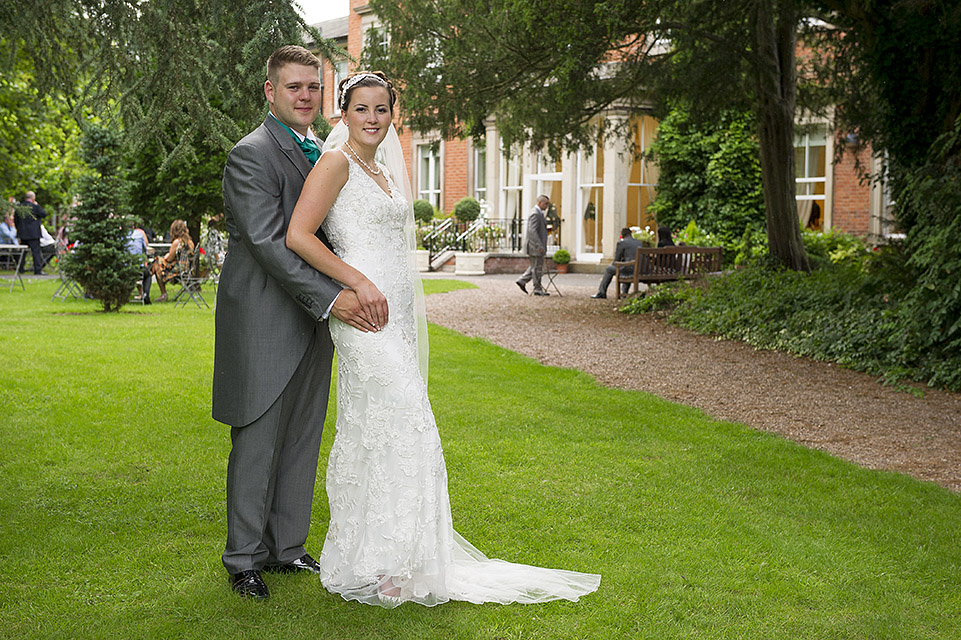 Heart Weddings at Rodbaston Hall Penkridge