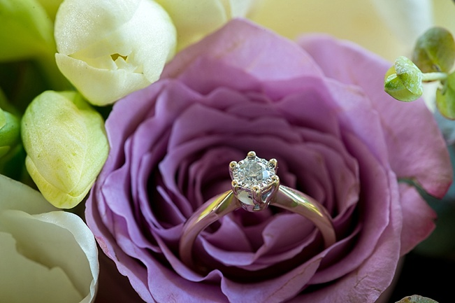 Brides Engagement ring