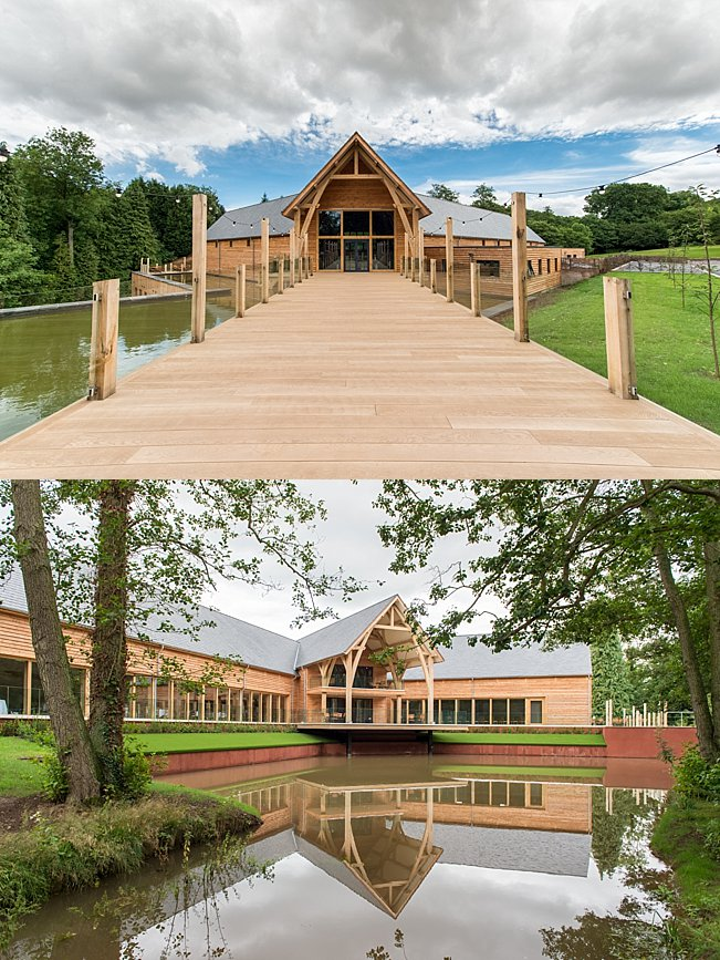 The Mill Barns Wedding