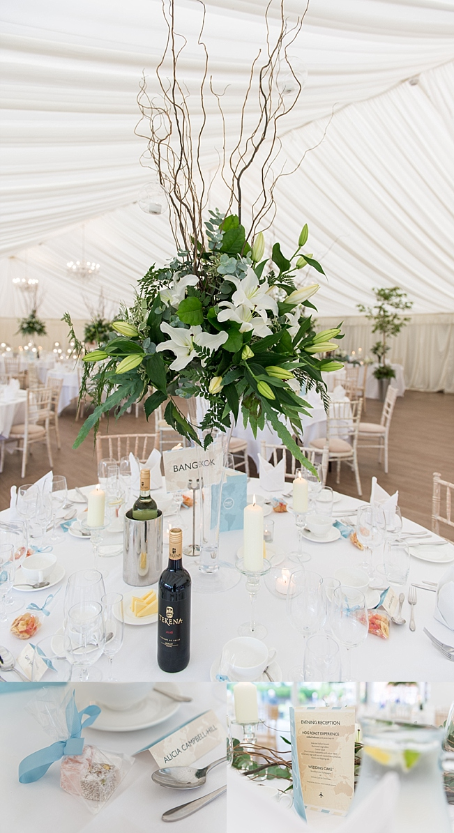 Stanbrook Abbey Marquee