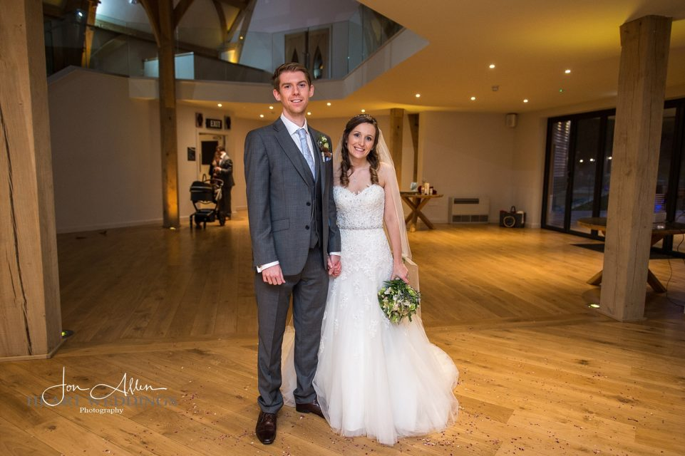 Wedding photography at the Mill Barns